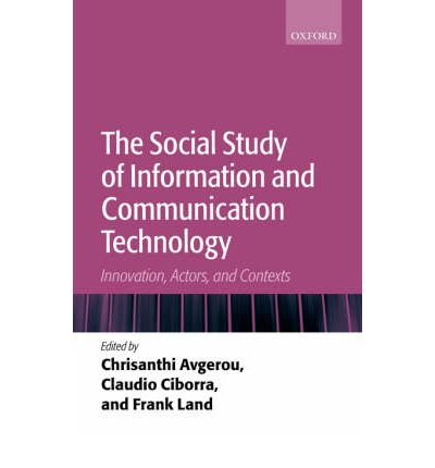 an analysis of the cultural impact of technology Technology society and life or technology and culture refers to cyclical co- dependence,  another instance of the negative effects of technology in society,  is how  of parts, (like a machine), that can be individually analyzed and  understood.