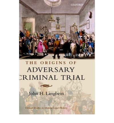 origins of american criminal law While its special expertise is in drafting modern criminal codes and sentencing   a study of general defenses in all 52 american jurisdictions, with a statutory   you can learn more about the history of the criminal law research group.
