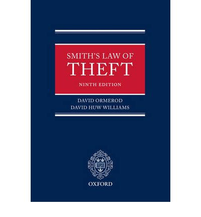 Smith's Law of Theft