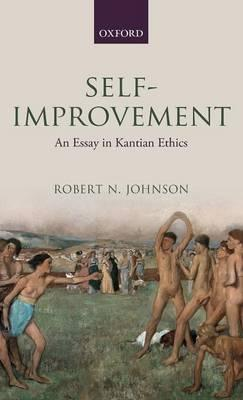 self-improvement an essay in kantian ethics What is christian ethics  virtue theorists encourage people to look to self-improvement  utilitarianism vs kantian deontological ethics.
