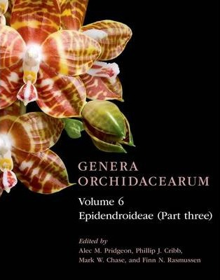 Genera Orchidacearum: Part 3