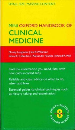 Mini Oxford Handbook of Clinical Medicine