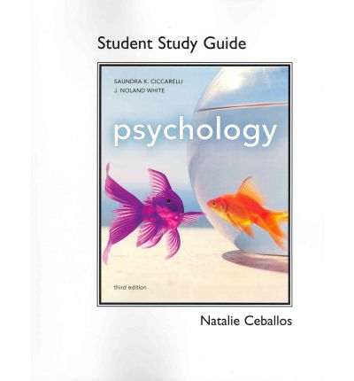 psychology study guide Study guide for myers psychology [myers d] on amazoncom free shipping on qualifying offers this detailed study guide helps students to understand and retain the material in psychology, 10th edition.