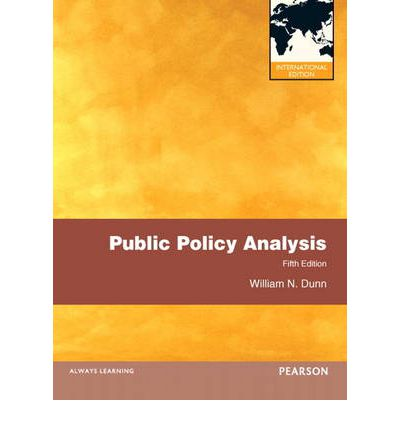 An analysis of the policies of william n dunn