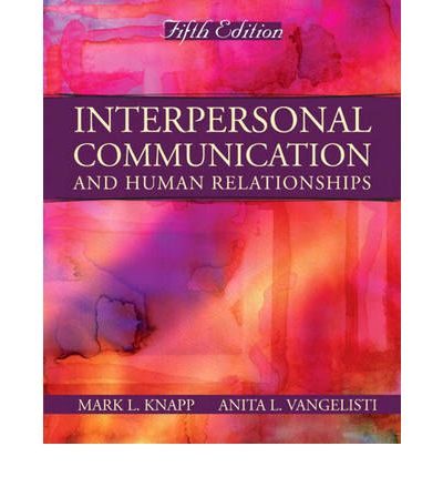 interpersonal communication and dating