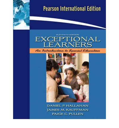 Exceptional Learners An Introduction to Special Education Loose Leaf 13th