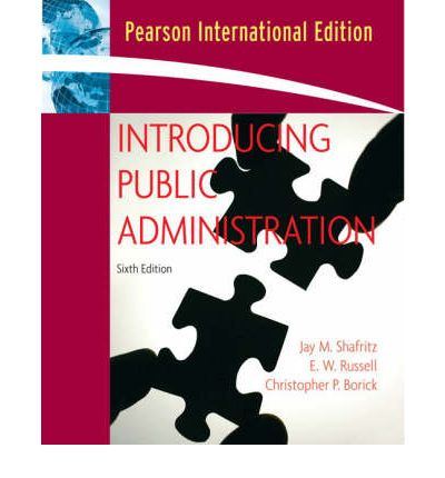 Introducing Public Administration Pdf