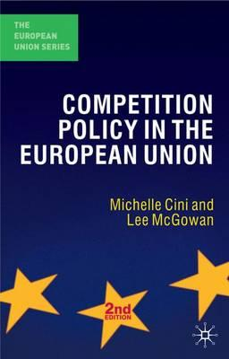 eu competition policy Handbook on european competition law: substantive aspects sets the context for examination of substantive law by reviewing and analyzing the goals of competition law.