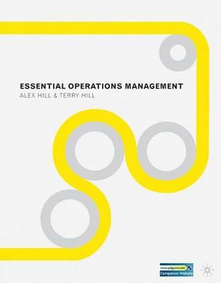 Essential Operations Management