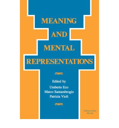 mental representation is based on imagery psychology essay Mental illness and mental health essay  a successful theory of mental representation essay  autism and mental retardation essay visual mental imagery and .