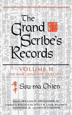 Grand Scribe's Records: Volume II