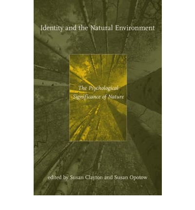 environment and identity Download citation | environment and iden | this book is a detailed ethnographic study in which older people talk in depth about their experiences of living in a.