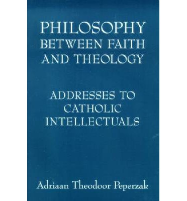 On being a philosopher and a Christian
