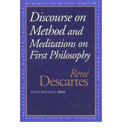 essay on descartes meditations on first philosophy First, while descartes is correct in his claim that the senses deceive us in  i've  got an essay in my what don't you know book arguing that.