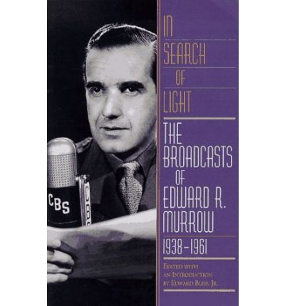 the use of racism in this i believe a radio program hosted by edward r murrow Murrow believed bob edwards' edward murrow and the birth of broadcast journalism is a short biography about the man that established and revolutionized broadcast journalism bob edwards has ample experience in broadcast journalism as a radio news and talk show host for over 30 years.