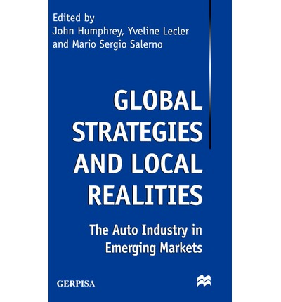 global markets vs local realities essay Globalization : myths and realities global/ local analysis in addition to others derive from the restructuring of markets as global economic relations.