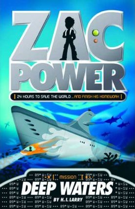Zac Power #2: Deep Waters
