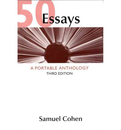 50 essays a portable anthology 2nd edition answers 50 essays a portable anthology 3rd edition answers list of ebooks and manuels about 50 essays a portable anthology 3rd edition answers.