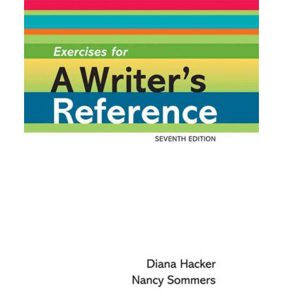 Exercises for a Writer's Reference