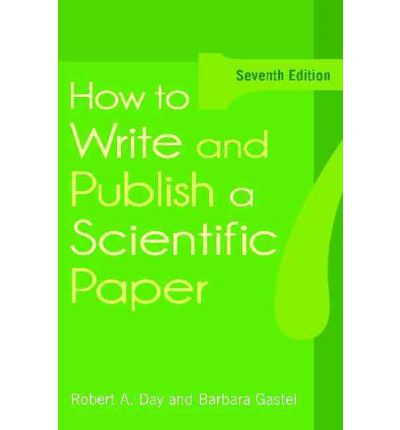 How to write scientific papers