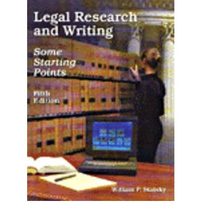 legal research and writing papers Legal research and writing lawyering, by its very nature, largely entails researching the law, communicating the results, and determining.