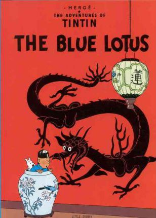 The Adventures of Tintin: The Blue Lotus