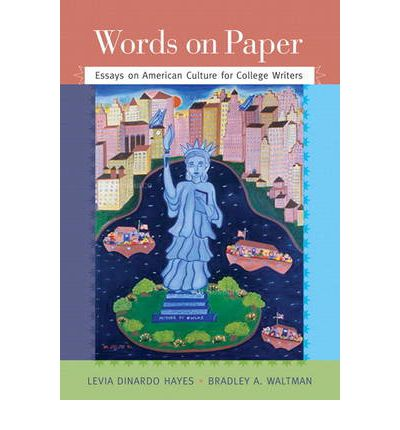 words on paper essays on american culture for college writers