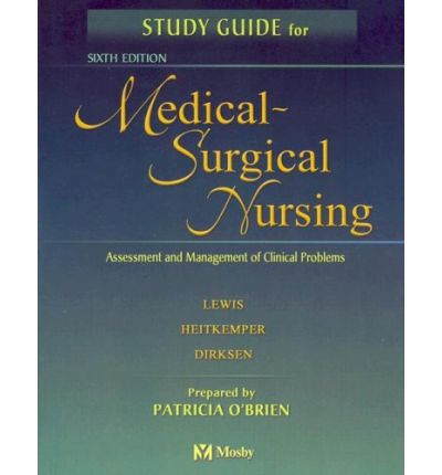 medical surgical nursing case study answers