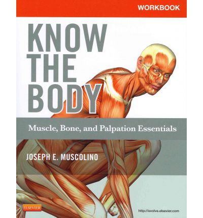 Workbook for Know the Body: Muscle, Bone, and Palpation Essentials