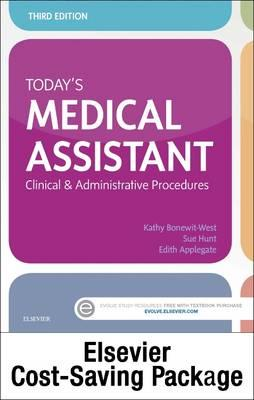 Today's Medical Assistant - Text and Elsevier Adaptive Quizzing (Access Card) Package