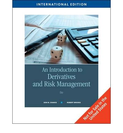 derivatives and risk management Practitioners in risk management and derivatives specifically: a nobel prize winning economist, a former director of risk management at a large broker-dealer, and we regularly work in collaboration with industry experts including former traders, risk managers, and compliance professionals.