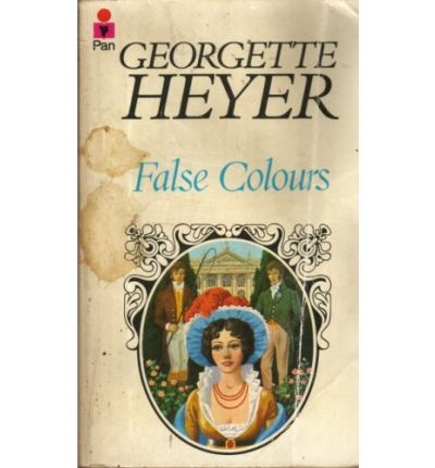 false colours georgette heyer pdf