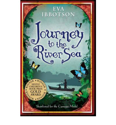 Questions about journey to the river sea by eva ibbotson book