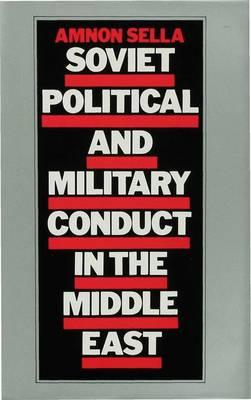 Ist es legal, PDF-Bücher herunterzuladen? Soviet Political and Military Conduct in the Middle East in German PDF ePub MOBI 9780333270936