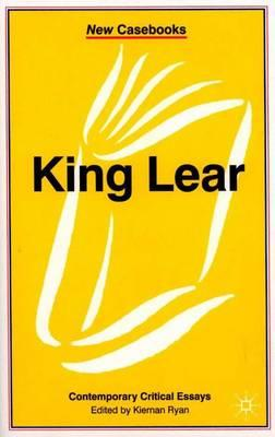 structuralist king lear I need to pick a passage or page from the novel and produce a structuralist reading  help writing a structuralist paper on mrs  king lear the manual.