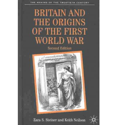 Scarica gratis libri pdf Britain and the Origins of the First World War 0333734661 PDF CHM