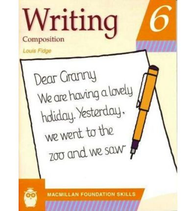 Primary Foundation Skills: Writing 6: Pupil's Book