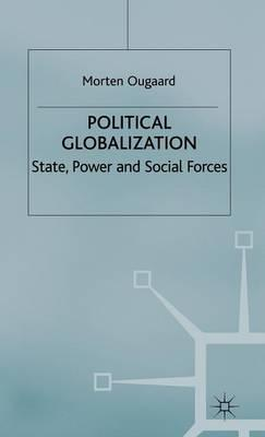 globalization and state power essay The effect of globalization on the united nations  first examines the effect of globalization on the state and non–state actors  the state's power loss,.