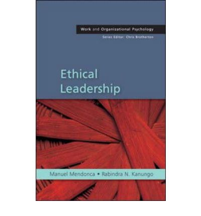 leadership ethics and culture essay