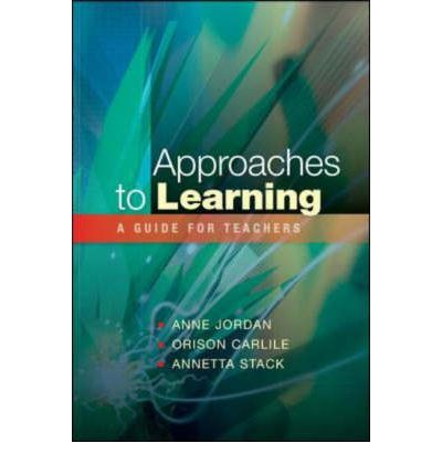 approaches to learning a guide for teachers