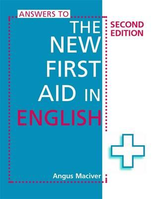 Answers to the New First Aid in English