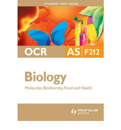 OCR AS Biology: Unit F212
