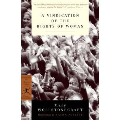 the education of women by daniel foe and a vindication of womens rights by marry wollstonecraft essa Transforming doctoral education in good cridge (html at celebration of women writers) man's rights: or  the wrongs of woman, by mary wollstonecraft.