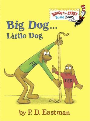 BandE Board Bk: Big Dog...Little Dog