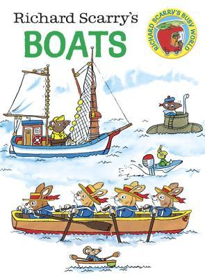 Image result for richard scarry boat