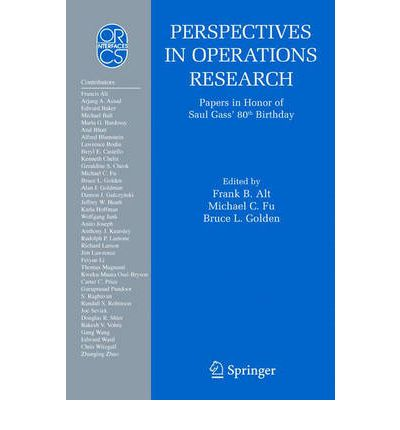 Perspectives in Operations Research