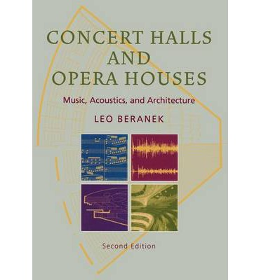Concert Halls and Opera Houses : Music, Acoustics, and Architecture