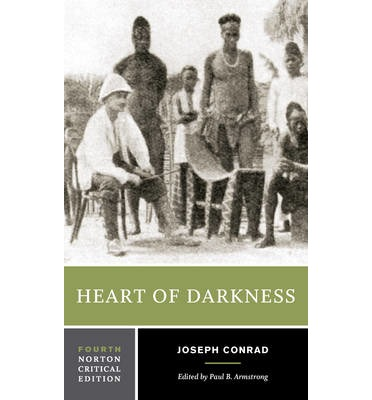 an examination of joseph conrads novel heart of darkness