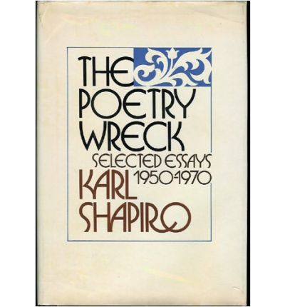 "a literary analysis of auto wreck by karl shapiro ""auto wreck"" is an impressionistic poem of three stanzas and thirty-nine lines that takes a hard look at the spectacle of injury and accident in a crassly technological world."