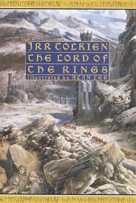 Lord of the Rings: Deluxe Illustrated Ed
